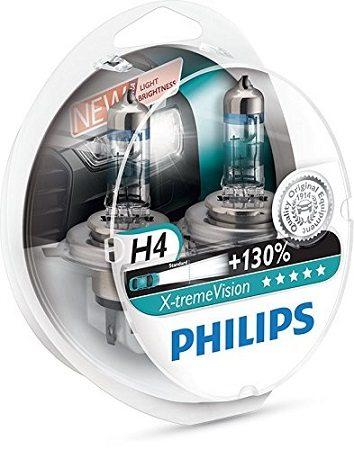 Philips 12342XV+S2 - bombilla para coches H4