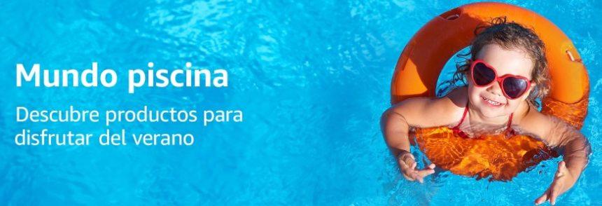Mundo piscina en Amazon