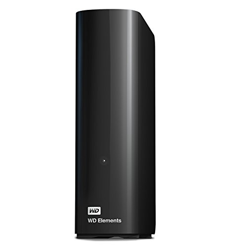 Disco duro Western Digital Elements 3.0 de 4 TB