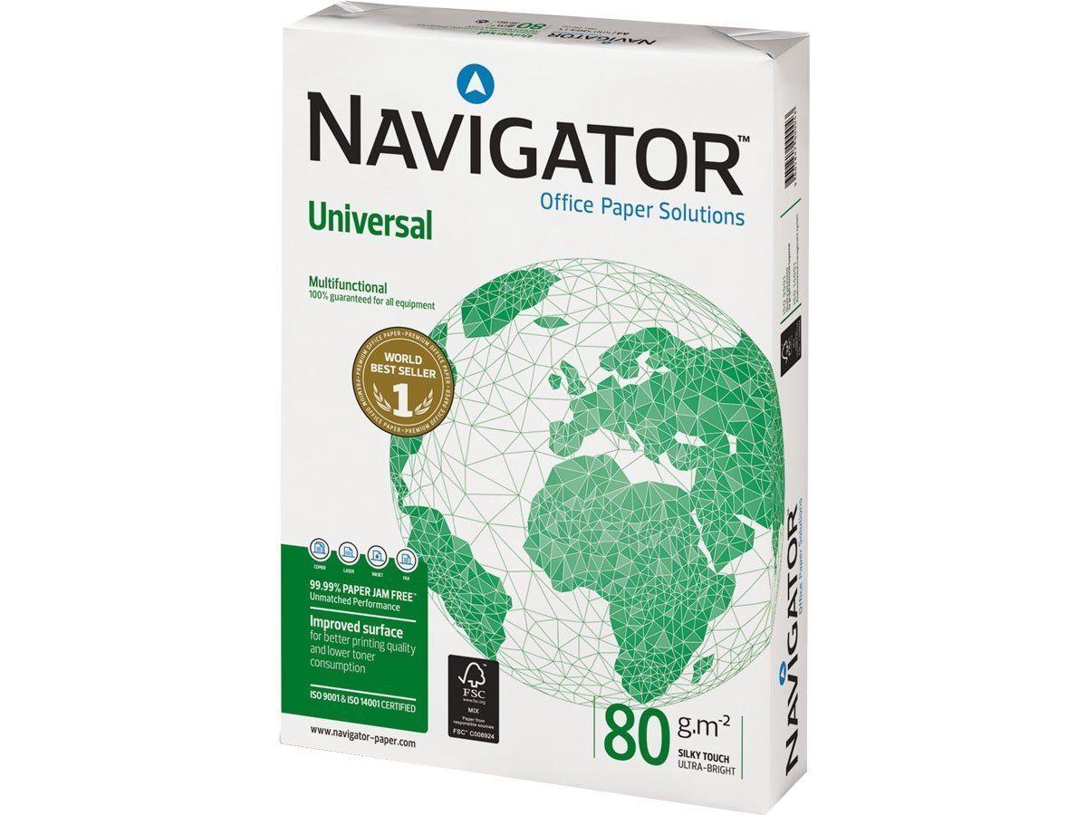 Navigator UNIVERSALA4 - Paquete 500 hojas de papel