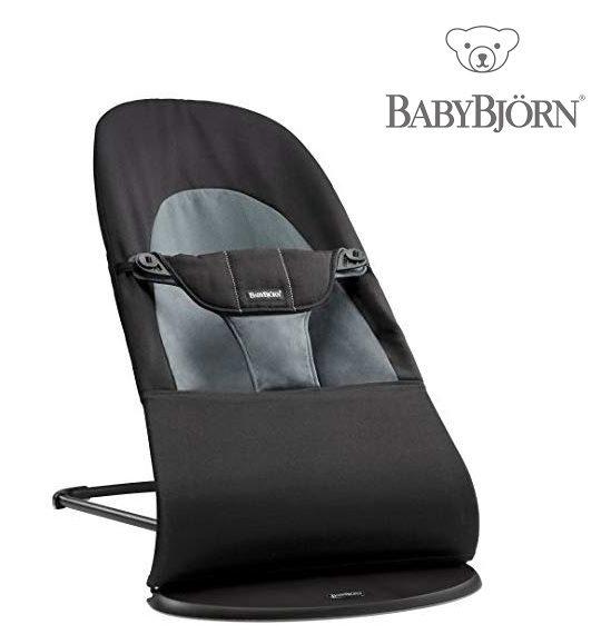 BabyBjörn Balance Soft - Hamaca y silla infantil