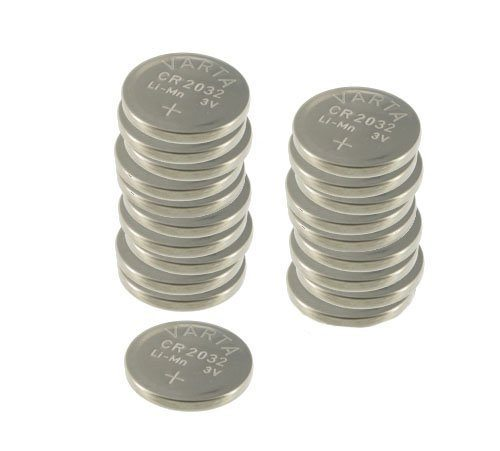 Varta CR2032 - Pack de 20x pilas