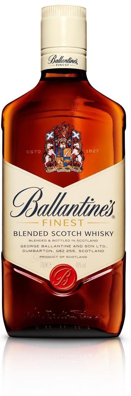 Ballantines whisky ballantine's 70 cl