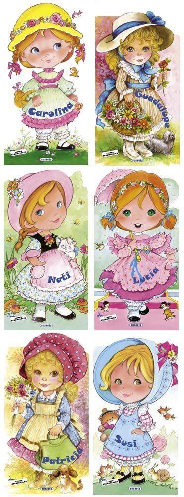 Muñecas peponas (Pack de 6 libros)