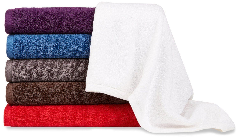 Juego de toallas (secado rápido, 2 toallas de baño y 4 toallas de manos)