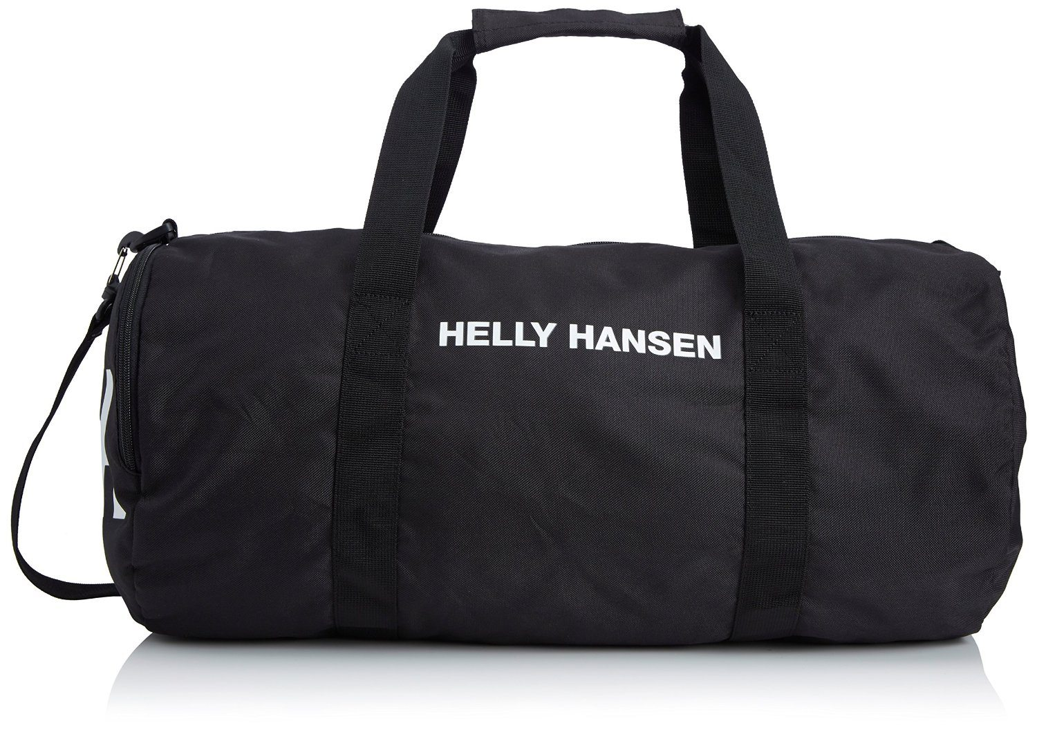 Helly Hansen Packable Duffel - Bolsa de deporte, color negro, talla 90 Litre