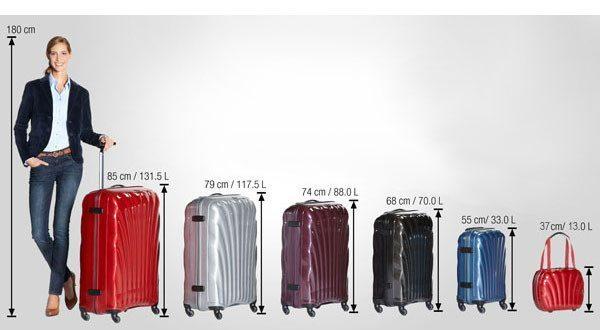 Medidas maletas