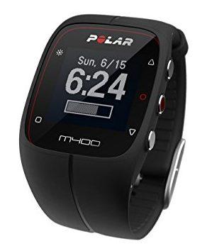 Polar M400 - Reloj de entrenamiento con GPS integrado y registro de actividad