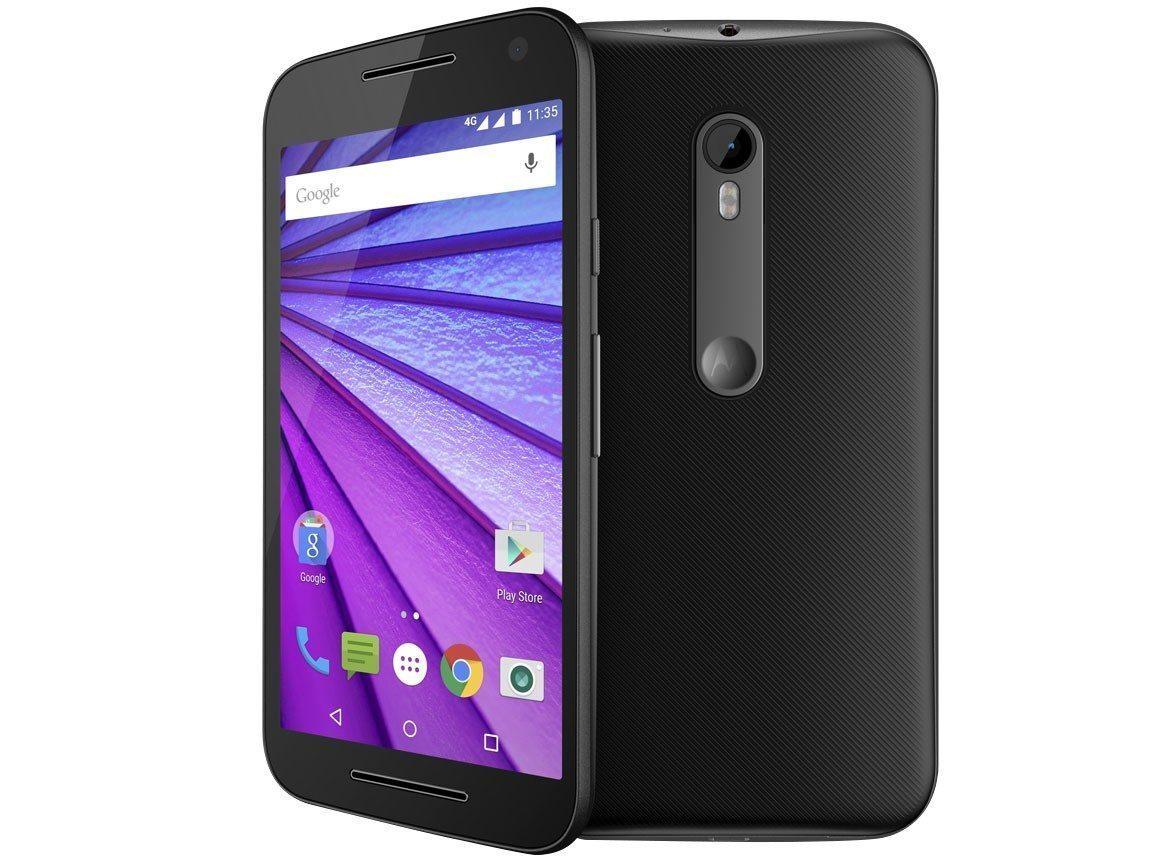 "Motorola Moto G (3ª Generación) - Smartphone libre Android 5 (4G, pantalla 5"", cámara 13 Mp, 8 GB, Quad Core 1.4 GHz, 1 GB de RAM)"