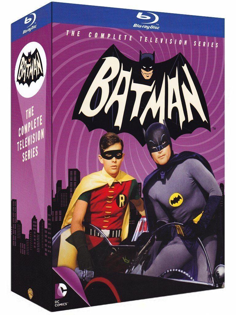 Batman - La Serie Tv Completa (1966-1968) (13 Blu-Ray) [Italia] [Blu-ray]
