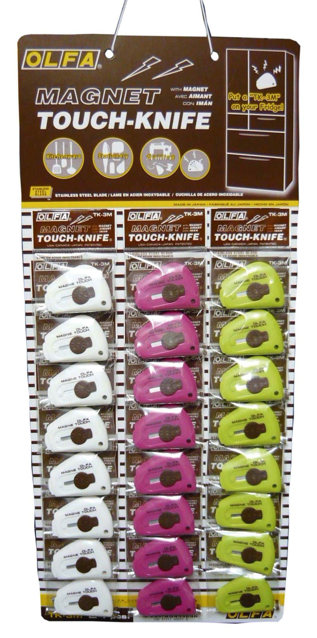 Chollo Mini cutters olfa_tk3m