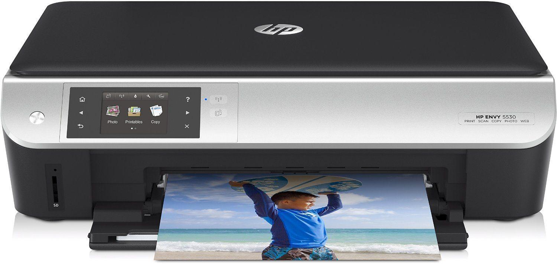 Impresora multifuncional HP Envy 5530