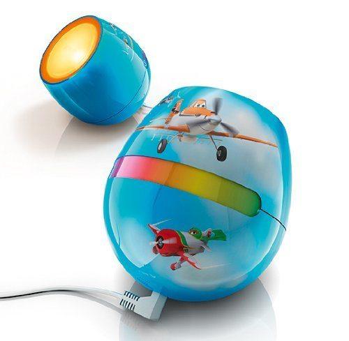 Lámpara Philips Disney Micro Planes