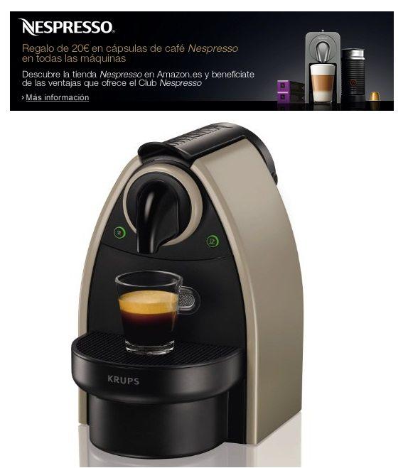 Nespresso Krups Essenza Automatic Earth XN2140
