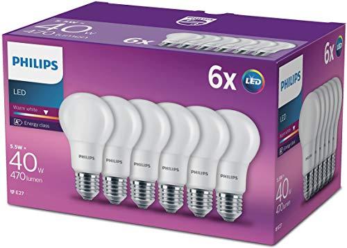 Pack bombillas LED de Philips