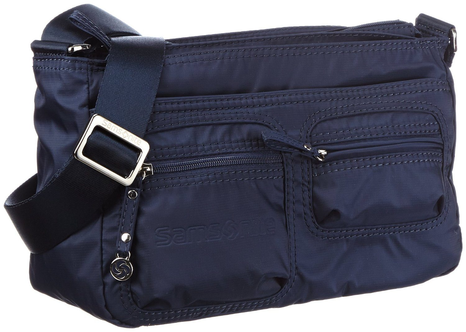 Samsonite Move Horizontal Shoulder BAG azul
