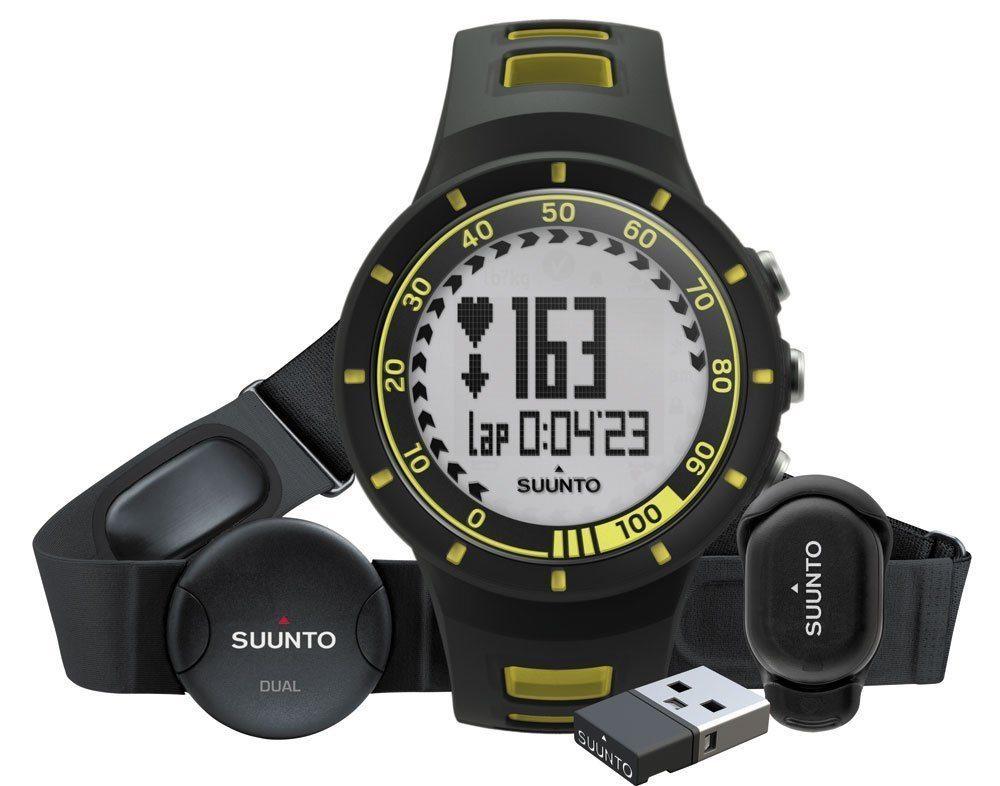 Suunto Quest Yellow Running Pack - Reloj deportivo