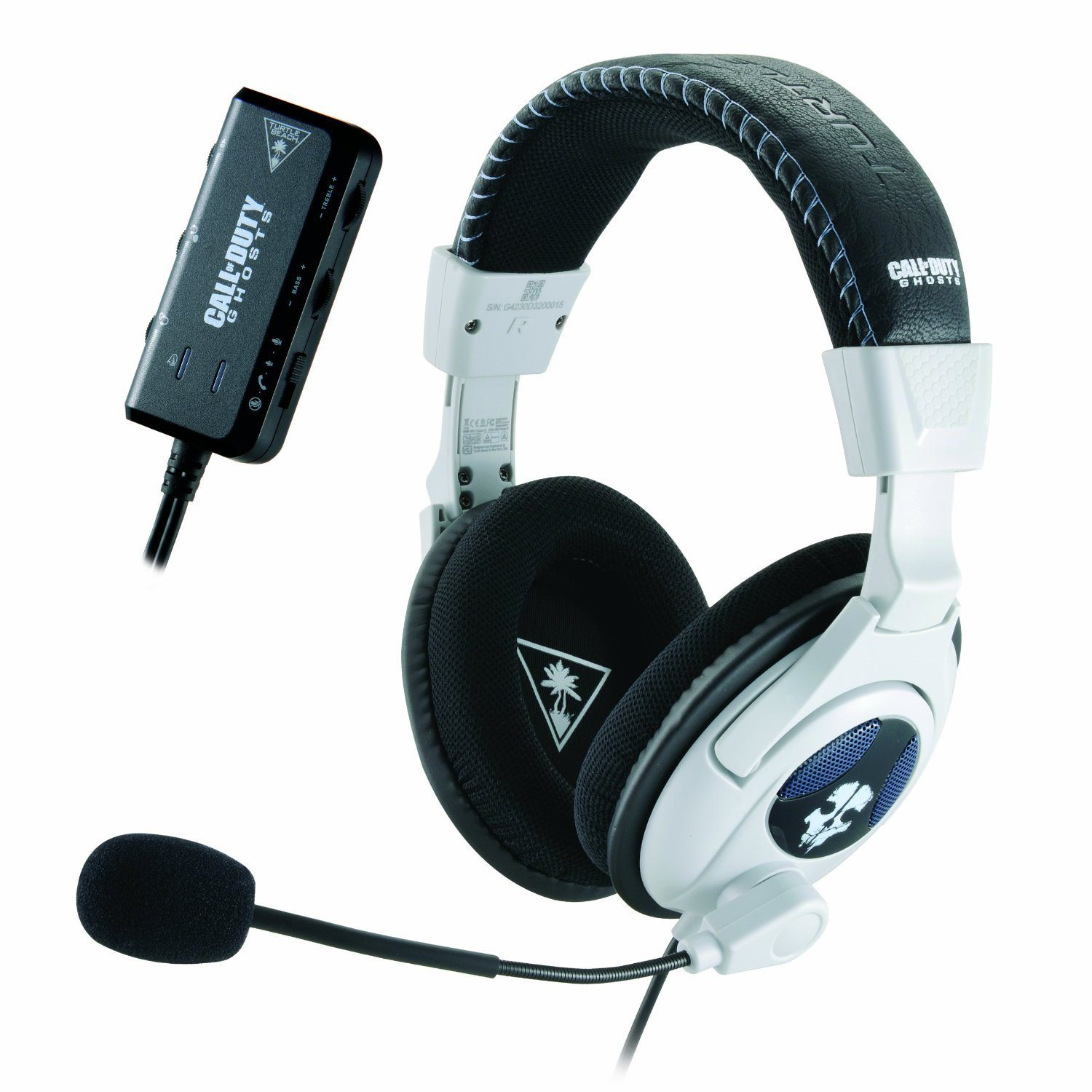 Turtle Beach - Auriculares Call Of Duty Ghosts, Shadow