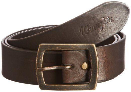 Wrangler - Cinturón para hombre