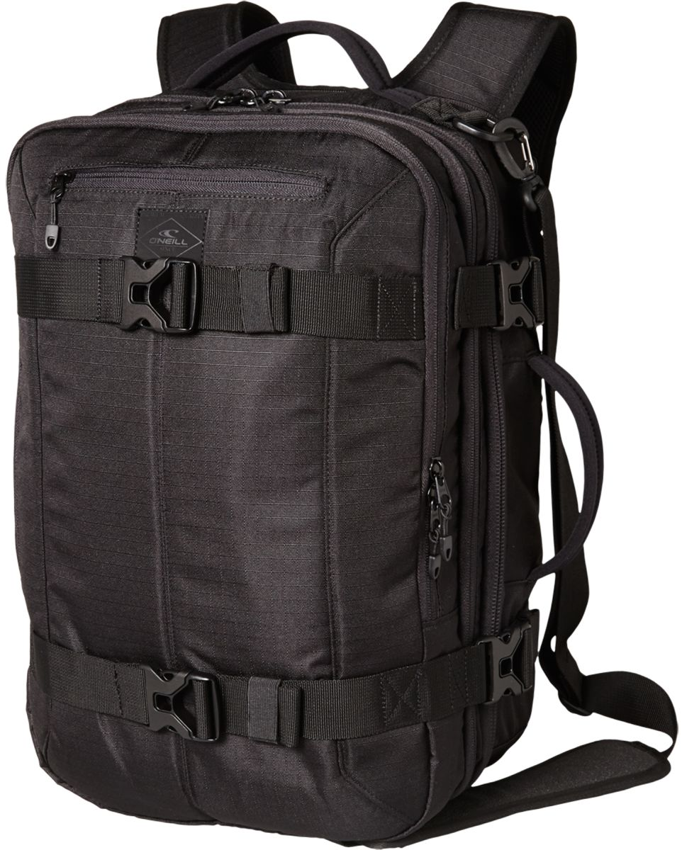 O'Neill AC Destination Backpack - Mochila para hombre, color negro, talla única