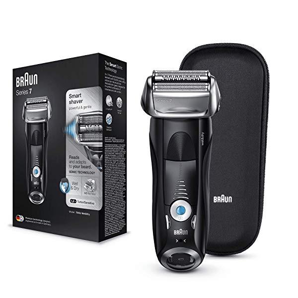 Afeitadora eléctrica Braun Series 7 7842 s