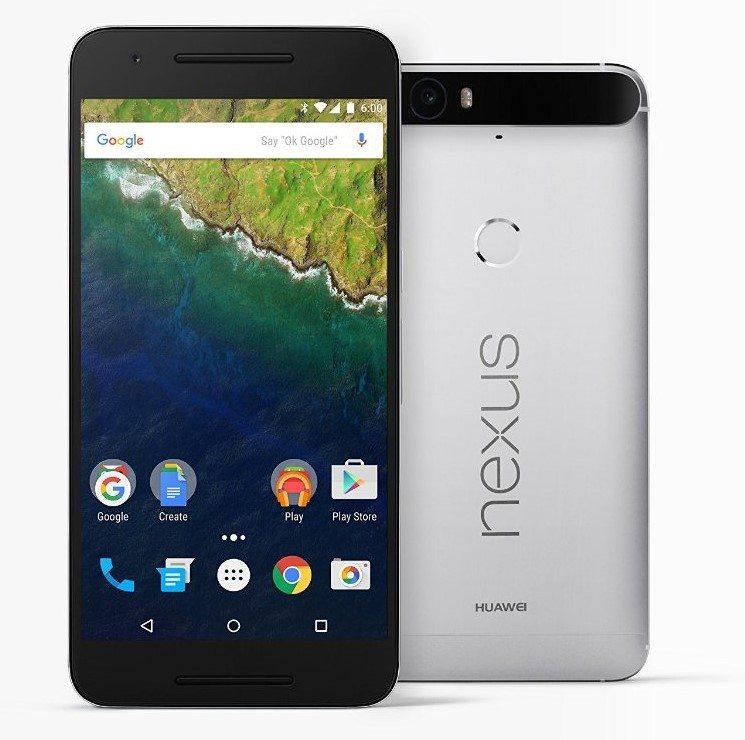 """Huawei Nexus 6P - Smartphone de 5.7"""""""