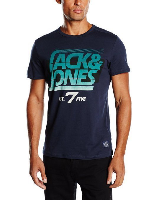 Camiseta manga corta Jack and Jones jjcoSPORT