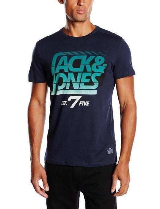 Camiseta manga corta Jack and Jones jjcoSPORT