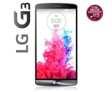 LG G3 - Smartphone libre Android