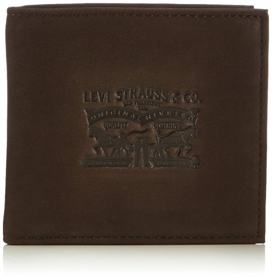 Levi's Clairview Coin Bifold