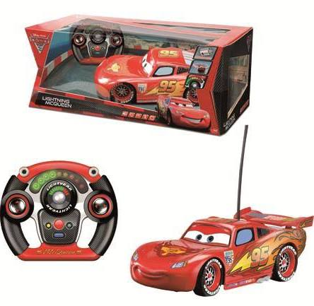 Majorette Smoby Disney Cars 2 - Rayo McQueen teledirigido