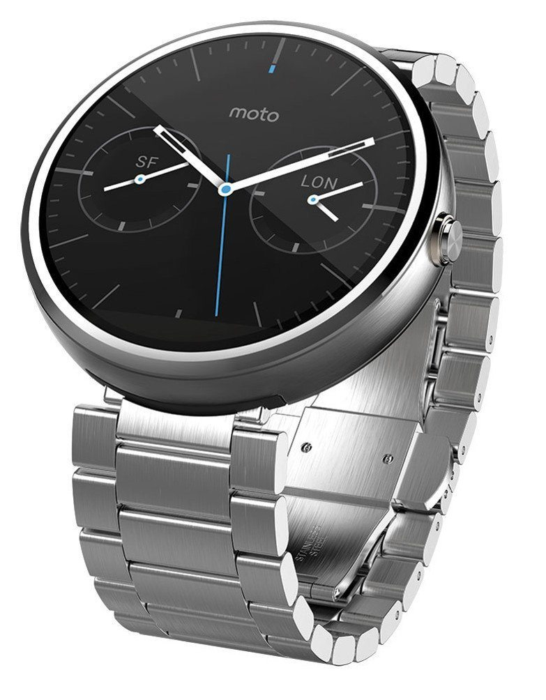 Motorola Moto 360 - Smartwatch Android