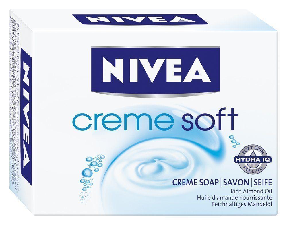 Nivea Creme soft - Pack de 3