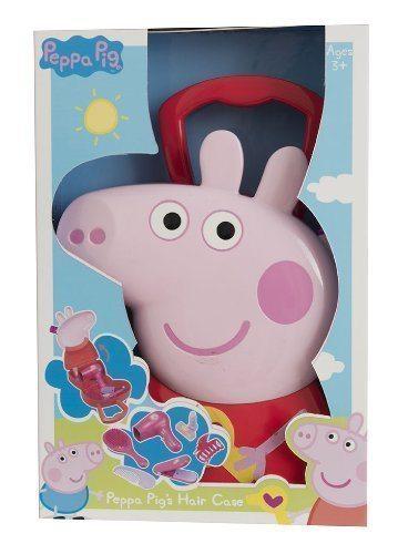 Maletín de Peluquería Peppa Pig