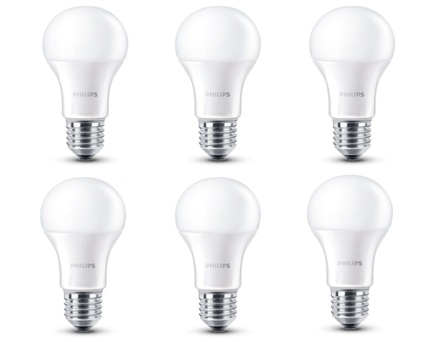 Philips 8718696510124 - Pack de 6 bombillas LED