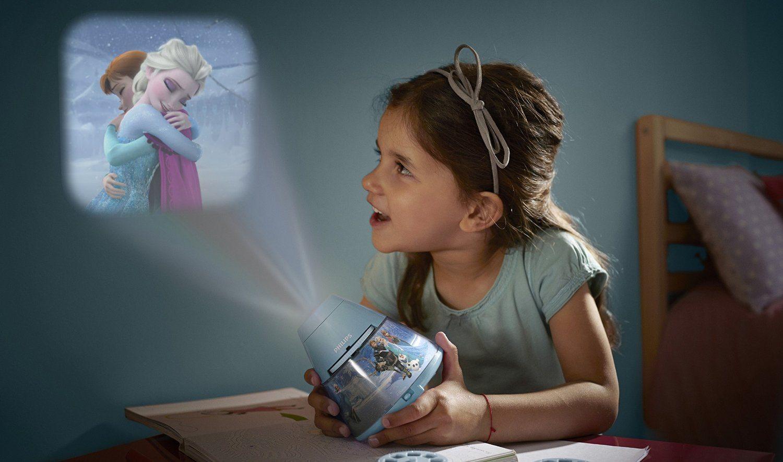 Philips Disney diseño Frozen oferta chollo ganga proyector