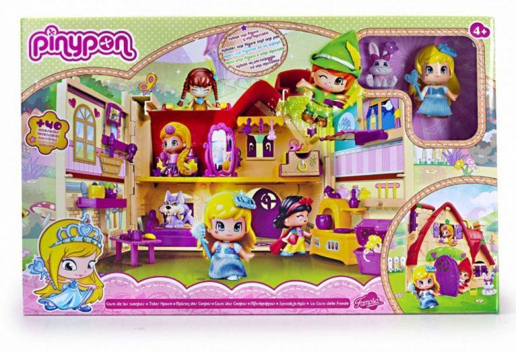 Pinypon - Casa de juegos