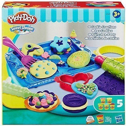 Play Doh - Fábrica de galletas