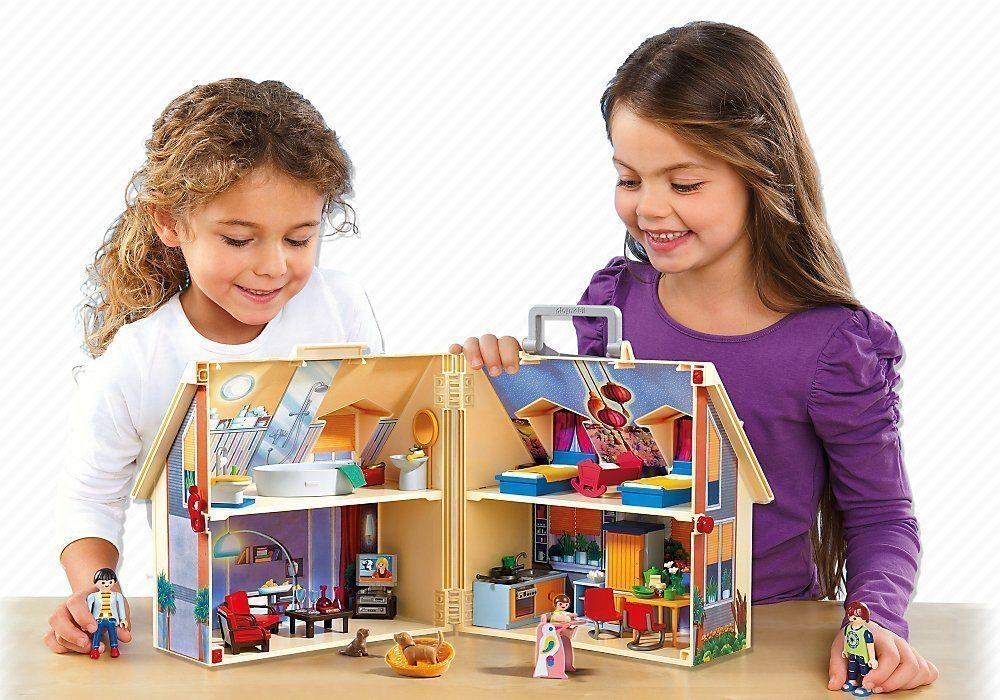 Playmobil Casa de Muñecas Maletín