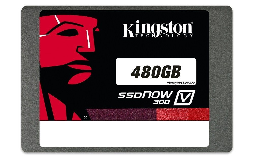 Kingston SSDNow V300 480GB - Disco duro sólido SSD de 480 GB