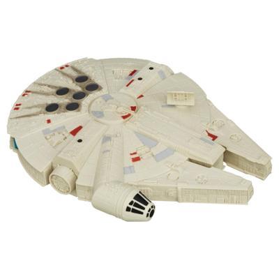 Star Wars - Halcón, milenario básico (Hasbro B3075) chollo amazon maqueta