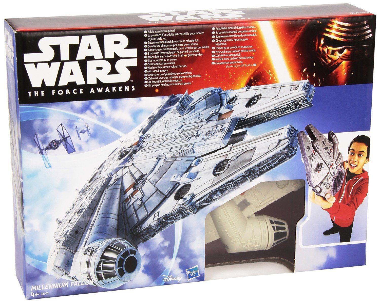 Star Wars - Halcón, milenario básico (Hasbro B3075)