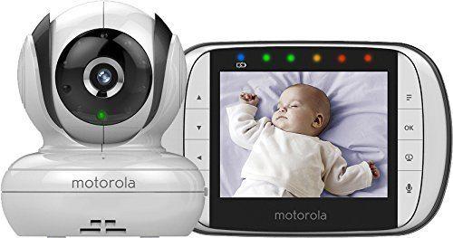 Vigilabebés Motorola MBP36S