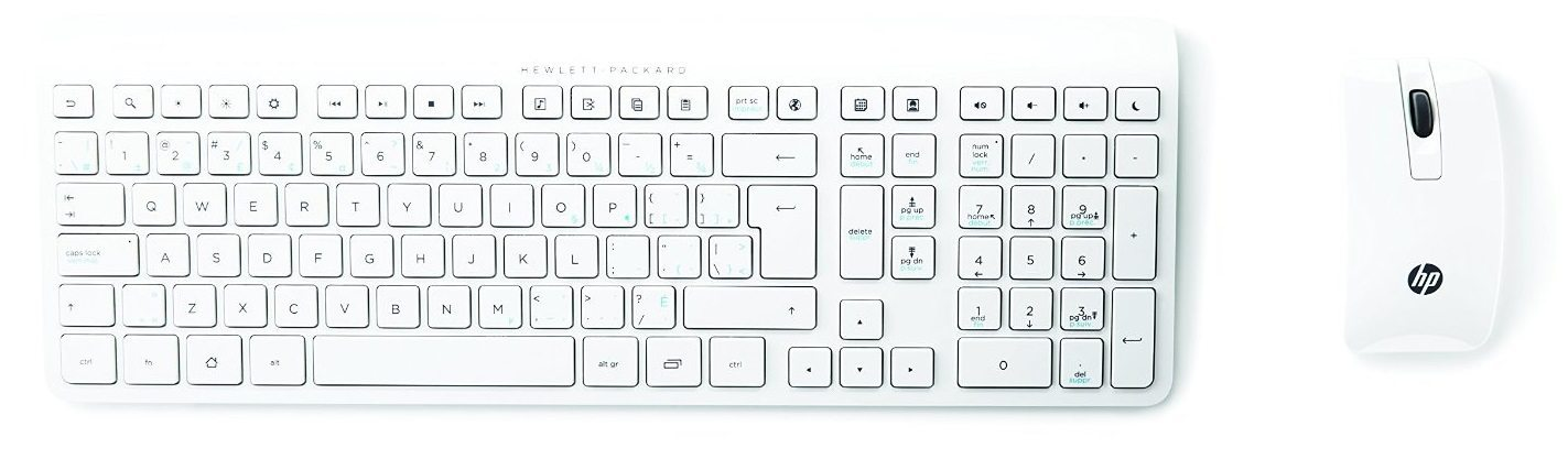 HP C6400 - Pack de teclado