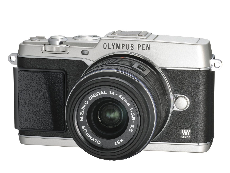 Olympus E-P5 - Cámara EVIL de 16.1 Mp