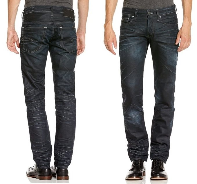 G-Star 3301 Low Tapered
