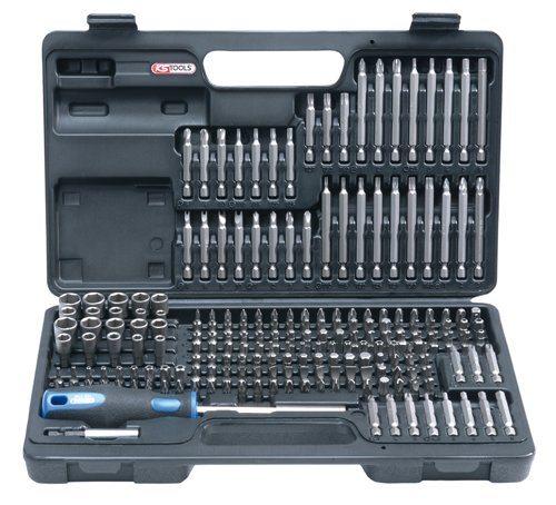 KS Tools 911.2008 - Pack de 208 piezas