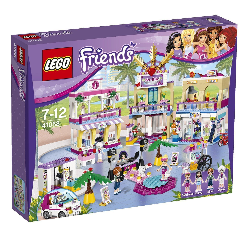 LEGO Friends - El centro comercial de Heartlake (41058)