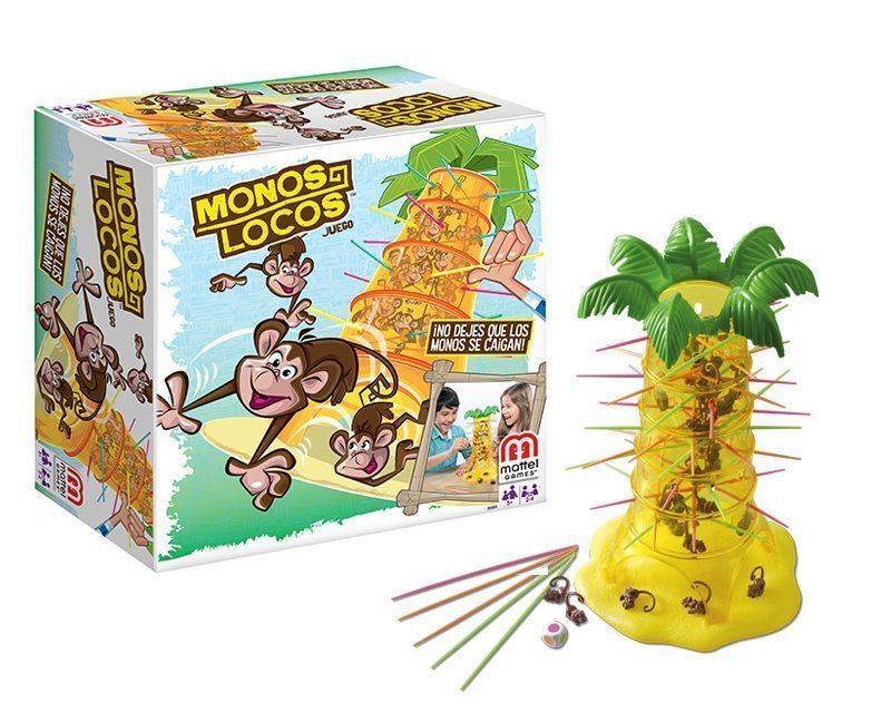 Mattel - Monos locos