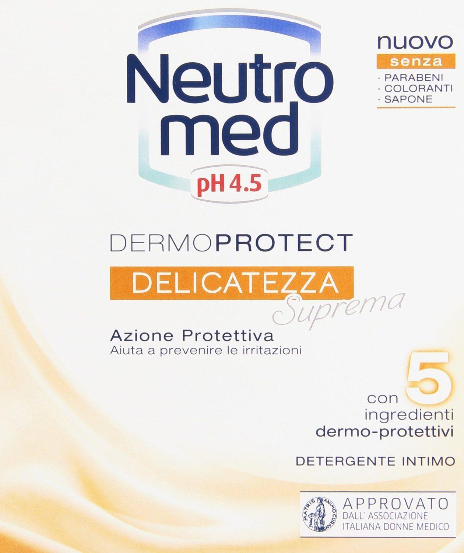 Neutromed - Jabón Intimo con Antibacteriano - Acción protectora-